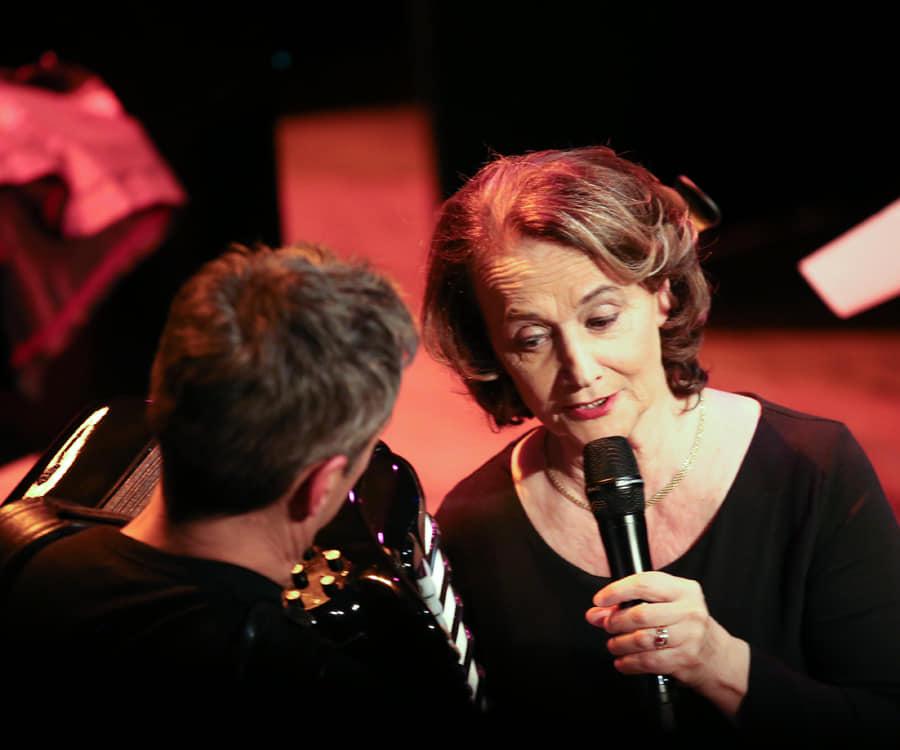 Dominique Lusinchi chante Barbara